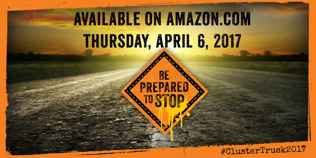 BPTS On Amazon April 6th!