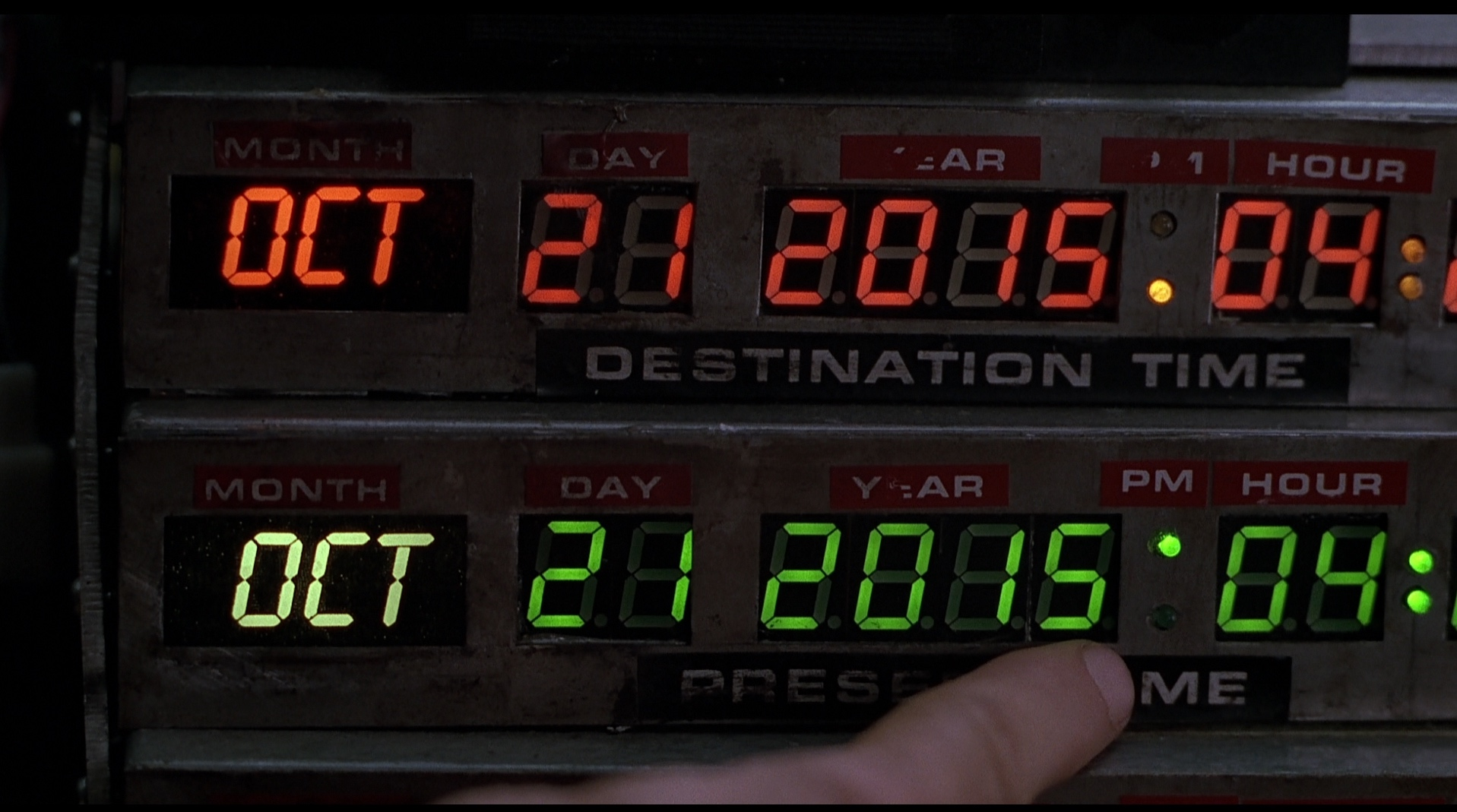 Back to the Future Tech is Here Today