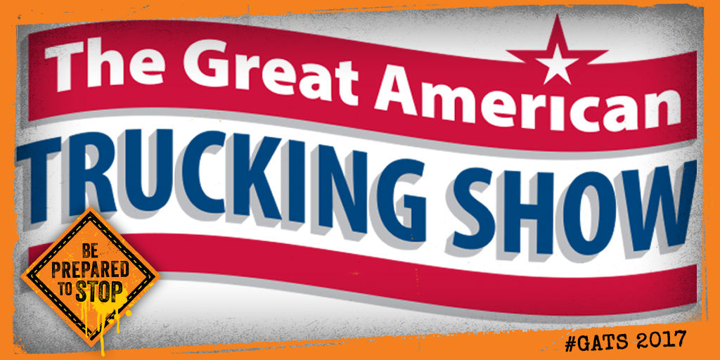 See you at The Great American Trucking Show!