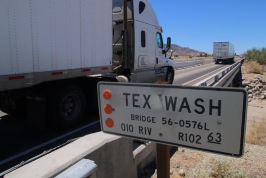 The Tex Wash Washout in California and in Congress